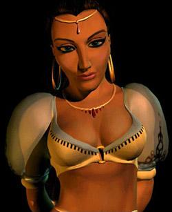 Princess 3D