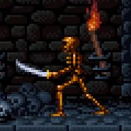 Skeleton SNES