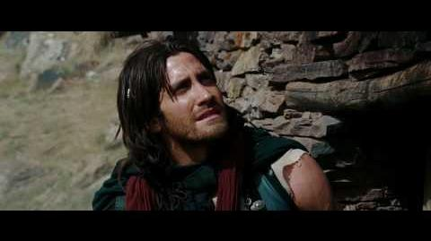 PRINCE OF PERSIA THE SANDS OF TIME MOVIE TRAILER