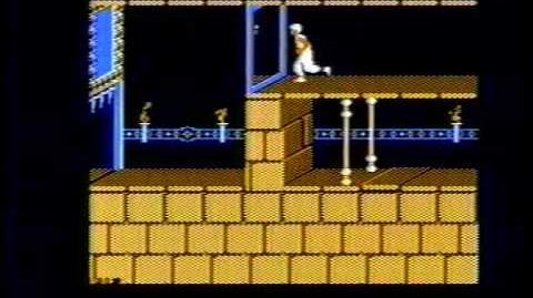 Prince of Persia Gameplay Demo 1989