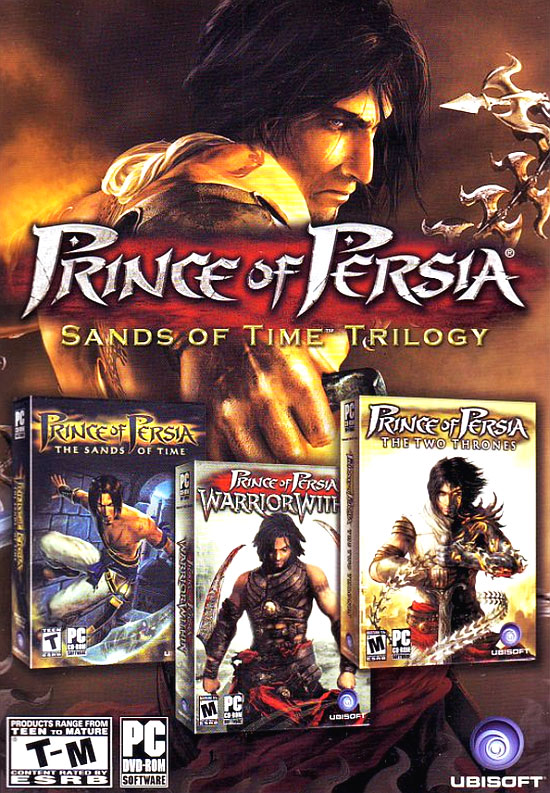 Prince Of Persia Trilogy Prince Of Persia Wiki Fandom