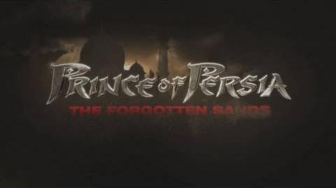 Prince of Persia The Forgotten Sands Gameplay First Look (US)