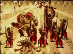 Daevas Troops