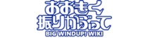 Big windup wiki wordmark