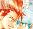 New Prince of Tennis Manga Volume 21