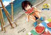 Kintaro age 5