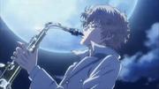 Irie saxophone