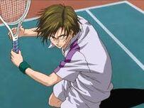 Tezuka in action