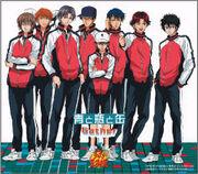 Kanto Select 2008 team