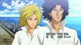 Tachibana & Chitose