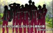 1st Stringers in Anime 2