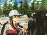 New Prince of Tennis Manga Volume 25