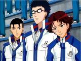 Clash! Ryoma vs Sanada
