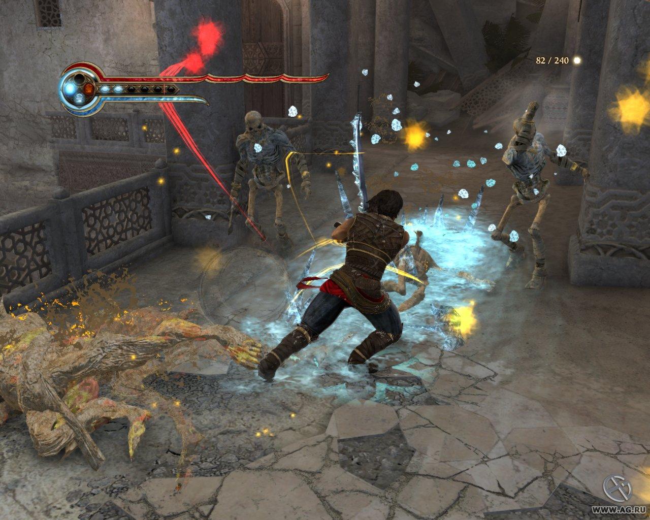 Русификатор текста для prince of persia 4 (2008) [pc-игры, патчи.
