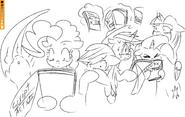 The Script ponies