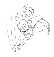 Spike Wrench Attack
