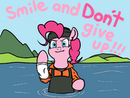 Pinkie Don't Give up