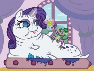 Rarity the Hutt