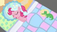 Pinkie Sleeping