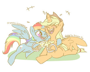 AJ and Dashie