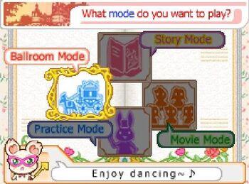 Mode- Ballroom