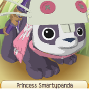 My panda (smaller)