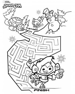 Snow-Maze-540x676