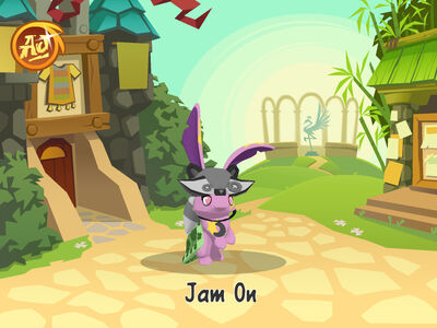 My background (bunny)