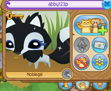 How come this jammer is a pet