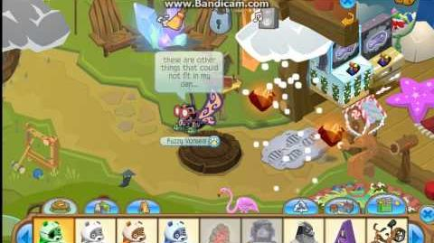 ANIMAL JAM...THE MOLE PATROL CLUB HOUSE!!!