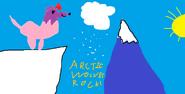 Arctic wolves rock