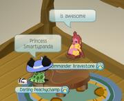 Princess Smartypanda is awesome