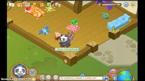 Report on that member in Animal Jam!