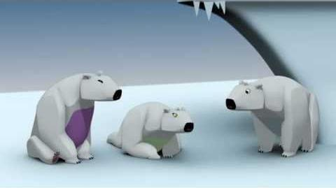 Animal Jam - Polar Bear Snow Delicious