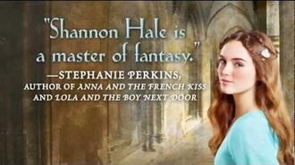Princess Academy Palace of Stone by Shannon Hale Book Trailer
