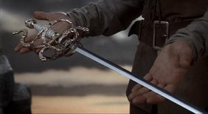 Domingo's sword