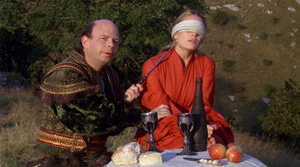 Vizzini battle of the wits
