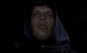 Fezzik as the Dread Pirate Roberts