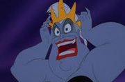 Ursula-wearing-King-Triton's-crown