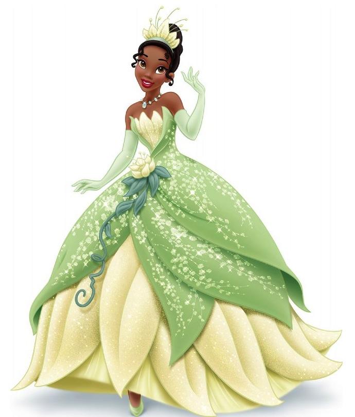 image tiana dress jpg disney princess fairies wiki fandom