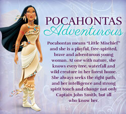 Pocahontas profile