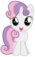 Excited sweetie belle by thatguy1945-d5t3101