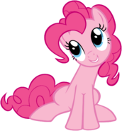 Pinkie Pie sitting