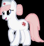 Nurse redheart vector by kooner01-d47tcbw