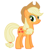 Applejack by vexorb-d4jlkc1
