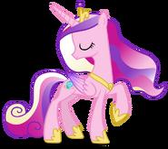 Princess Cadence flowinghair