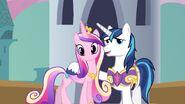 165547 - Cadence princess cadence royal wedding screencap screenshot shining armor spoiler spoilers spoiler alert