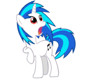 Dj pon3 without glasses by ninjamissendk-d4r4ani