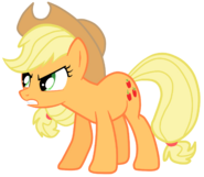 Mad applejack by jennieoo-d4wlp3m