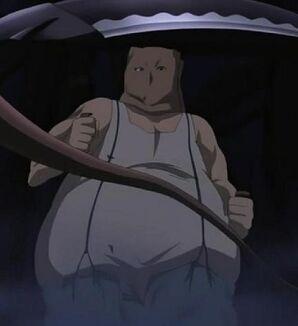 The Paperbag Man
